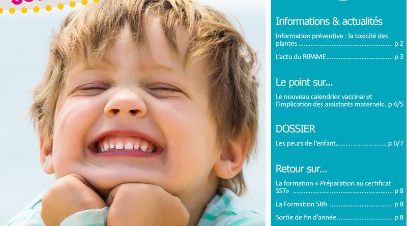 P'tit journal du RIPAME n°6 CIAS Ouest Rennes