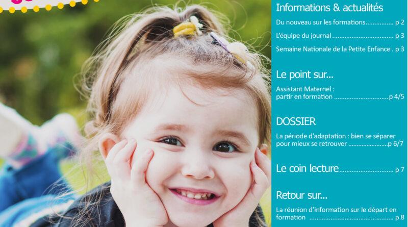 P'tit Journal du RIPAME n°7 CIAS Ouest Rennes