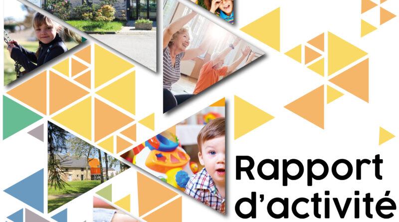 Rapport d'Activité 2018 CIAS Ouest Rennes