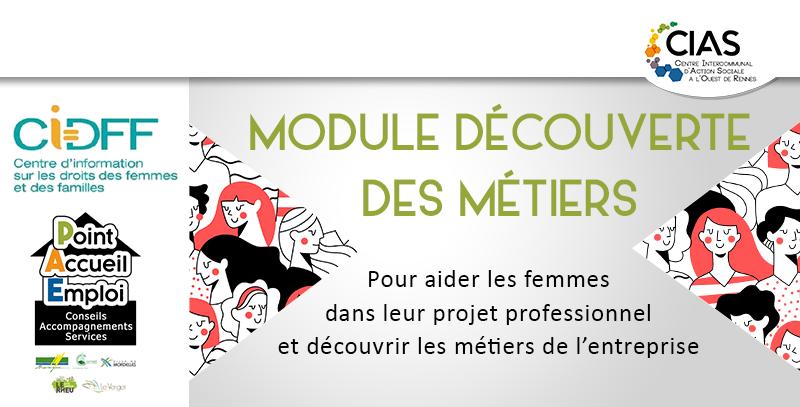 MDM CIDFF CIAS à l'Ouest de Rennes