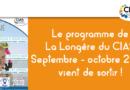 Programme-SEPT-OCT-2020-La-Longere du CIAS à l'Ouest de Rennes