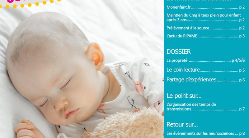 Journal du RIPAME #9 CIAS à l'Ouest de Rennes