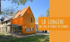 La Longère du CIAS à l'Ouest de Rennes