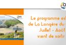 Programme estival de la Longère du CIAS