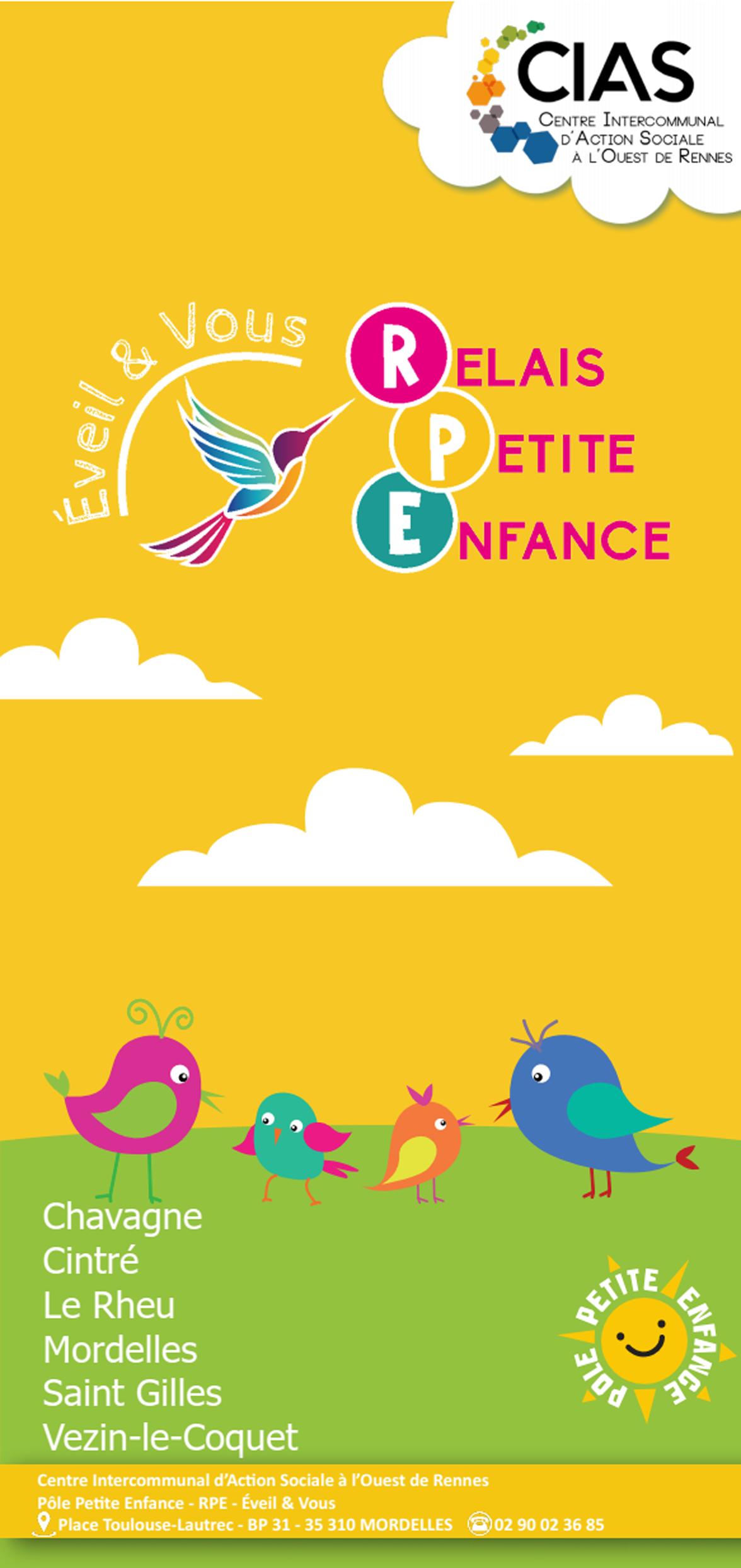 Plaquette du RIPAME - CIAS Ouest Rennes